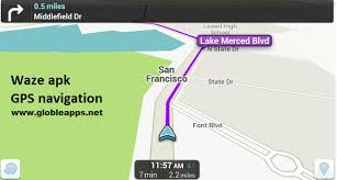 apk waze waze gps maps traffic alerts live navigation version