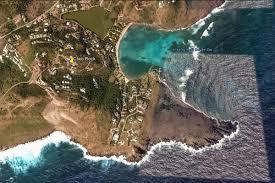 St Barts Map by Villa Coco Rock Luxury Retreats