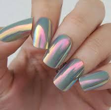 55 chrome nail art ideas art and design
