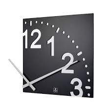 infinity wooden wall clock modern design sectional clock uses