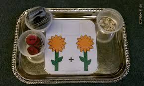 montessori inspired botany gardening unit