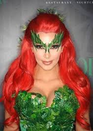 Green Ivy Halloween Costume Poison Ivy Uma Thurman Poison Ivy Ivy Poison Ivy Costumes