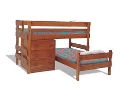 Loline Corner Bunk Bed With Loline Chest Bunkers Bunk Beds - Height of bunk beds