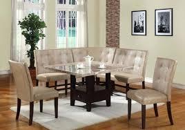 corner dining room set dining table dining corner nook wood table 5 set home