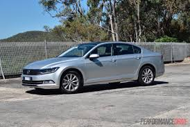 passat volkswagen 2016 2016 volkswagen passat 132tsi review video performancedrive