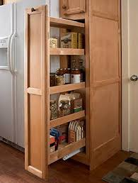 Kitchen Pull Out Cabinet by Best 25 Pull Out Pantry Ideas On Pinterest Kitchen Storage