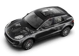 porsche cayenne 2014 black la auto show 2014 porsche macan s and turbo baby cayenne the