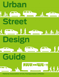 lane width national association of city transportation officials urban street design guide