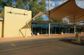 voyages desert gardens hotel australia reviews pictures
