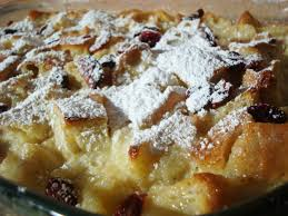 cranberry white chocolate bread pudding recipe serious eats