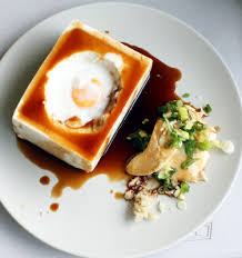 tofu with spring egg onsen tomago soft food diet special