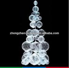 big creative balls tree for decorations