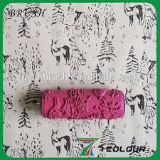 pattern paint roller decorative paint brush roller brushes west pattern paint roller