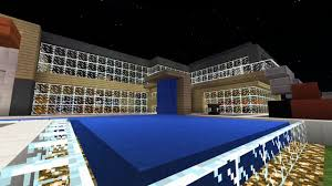Modern Mansion Modern Mansion 1 Minecraft Pe Video Dailymotion