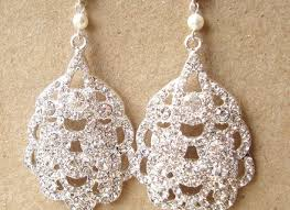 Chandelier Earrings Bridal Earrings Bridal Internationaldot Net