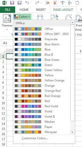 150 color palettes for excel policy viz