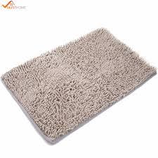 Bathroom Rug Online Get Cheap Chenille Bath Rug Aliexpress Com Alibaba Group