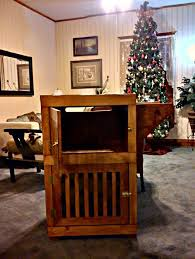 Dog Crate Furniture Bench Lovable Dog Crate Furniture Bench And Dog Kennel Furniture Foter