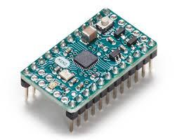 arduino mini 05 avec headers