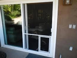 Vinyl Doors Exterior Vinyl Pet Door For Sliding Glass Petsafe Screen Ready Exterior