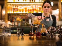the hottest bars in d c
