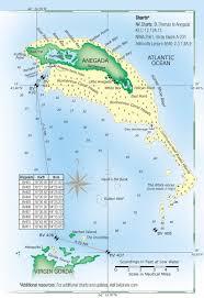Bvi Map Exploring The Virgin Islands Part I Sailing To Anegada Cruising