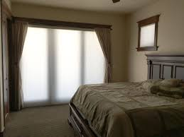 image patio window coverings automatic pleated shades
