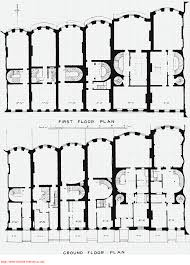 nos 14 to 22a queen anne u0027s gate ground and first floor plans