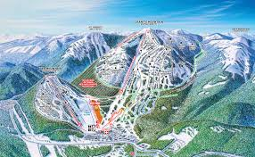Breckenridge Ski Map Red Mountain Bc Trail Map Webcams