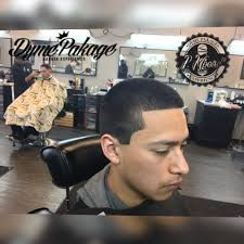 haircut done by steav the barber yelp