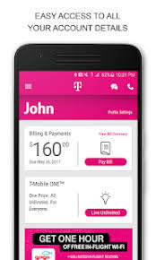 t mobile free inflight wifi t mobile apps on google play