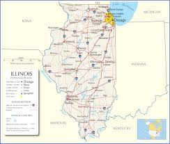 Umd Campus Map 100 Illinois State Map Illinois State Map Flag Name Stock