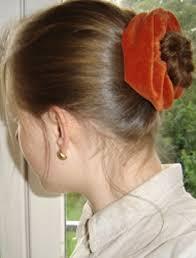 hair scrunchie scrunchie