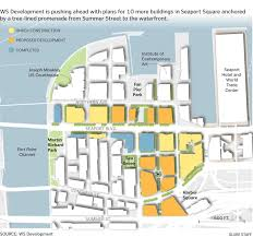 Floor Plans For Daycare Centers City Says Developer U0027s Plan For Key Part Of Seaport Gives Short