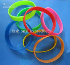 colored rubber bracelet images 2018 custom colours blank silicone rubber wristbands eg wbs001 jpg