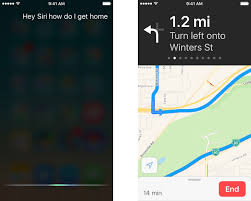 Maps Go How To Find Your Way Home With Siri Imore