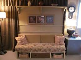 Wall Bed Sofa by 402 Best Murphy Bed Images On Pinterest 3 4 Beds Home And Wall Beds