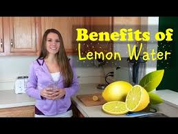 Does Lemon Water Make You Go To The Bathroom Lemon Water Benefits How To Make Lemon Water Youtube