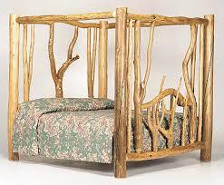 log furniture at bent log designs rustic furniture log bed aspen