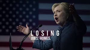 Hillary Clinton Hometown Ny by Donald Trump Campaign Advert Hillary Clinton U0027s America Youtube