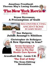 table of contents july 13 2017 the new york review of books