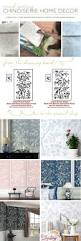 206 best nature stencils decor images on pinterest cutting diy chinoiserie wall mural panels from cutting edge stencils achieve a wallpaper look http