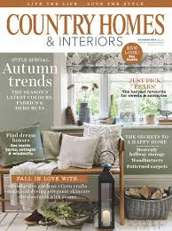 Home Interiors Uk by Country Homes And Interiors Subscription Business Throughout