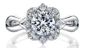 engagement rings flower design flower shaped engagement rings for engagement 101