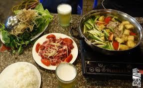 fondue vietnamienne cuisine asiatique la fondue vietnamienne le laule