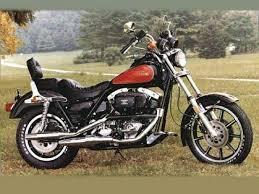 1991 harley davidson fxr 1340 super glide moto zombdrive com