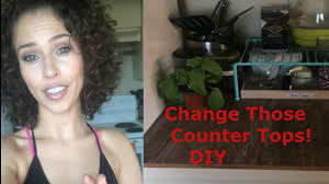 kitchen counter tops and cabinets with contact paper youtube