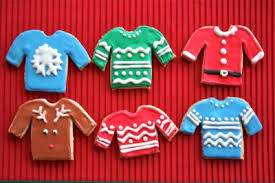 sweater cookies reindeer and sweater sugar cookies a dash of megnut