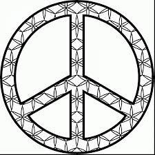 brilliant peace coloring pages with peace coloring pages