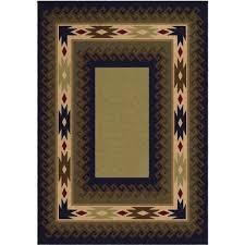 heat set olefin area rugs bellacor